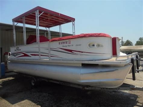 Craigslist Pontoon Boats South Carolina by Crest Pontoon New And Used Boats For Sale In South Carolina