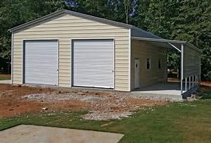 Carport Und Garage : easy ways to construct prefabricated garage kits ~ Indierocktalk.com Haus und Dekorationen