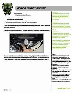 How To Fix Harley Davidson Ignition Switch