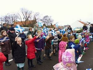 St Andrew's Day Celebrations | Athelstaneford Primary School