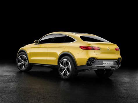 Mercedes Benz Glc Coupe Concept 3 Auto Bild
