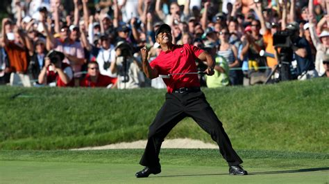 On Tiger Woods' 40th birthday, relive the most clutch shot ...