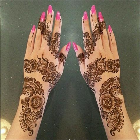 Unique Mehndi Designs  Be A Trendsetter With These 15 Designs
