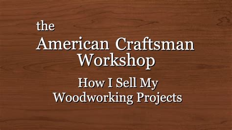 business  woodworking   sell  woodworking