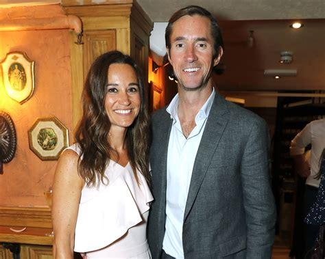 Pippa Middleton, James Matthews First Married Couple ...