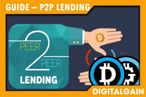 As a leading crypto lending platform, we help our customers use their cryptocurrency to get cash in p2p lending, people are all borrowing and lending from each other. Peer-to-Peer Lending With Bitcoin - DigitalGain