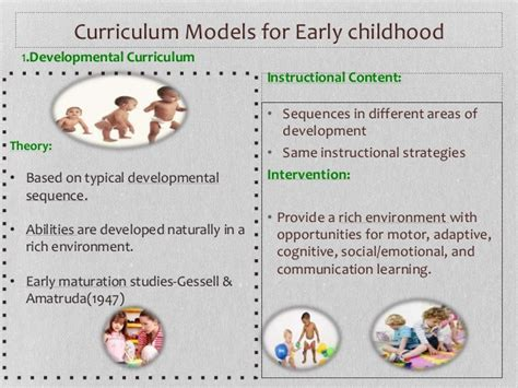 types of early childhood curricula by arianny calcagno m ed 511 | types of early childhood curricula by arianny calcagno med 3 638