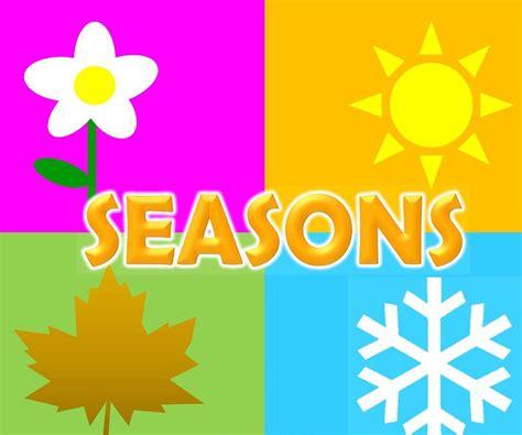 seasons flashcards creative chinese