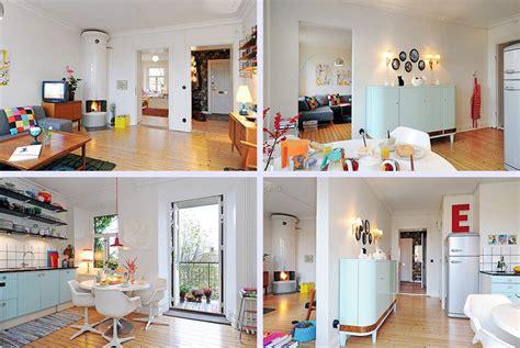 Small Apartment Kitchen Interior, Apartment Size Kitchen