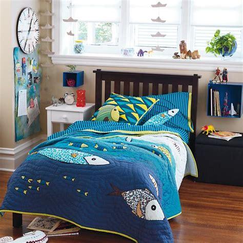 fish themed bedroom under the sea ocean creatures theme boy bedroom