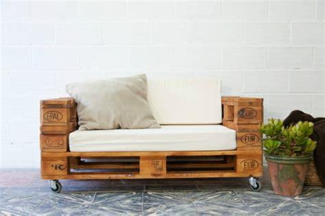 cojines para sofas baratos sofas baratos hechos con palés prácticos y funcionales