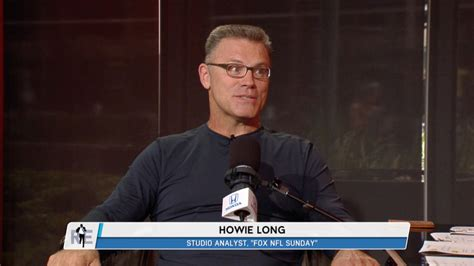 nfl  fox analyst howie long joins   show