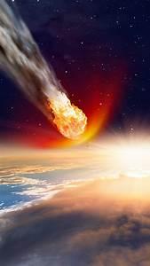 wallpaper asteroid of 11 jul 2017 mc4 4k space