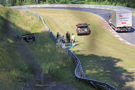 koenigsegg nurburgring update koenigsegg one 1 destroyed in nurburgring crash