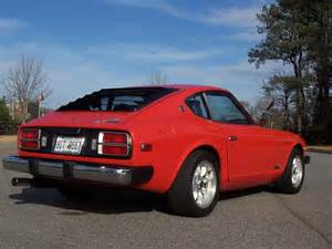 1975 Datsun 280Z Engine