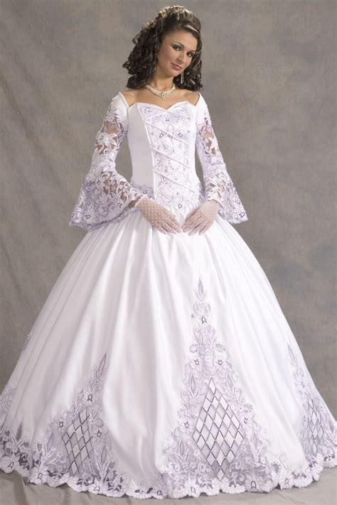 Dressybridal Long Sleeve Wedding Dresses 2013 2014