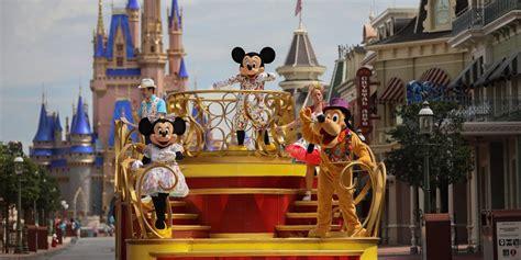 Disney World Already Has Plans to Reduce Park Hours