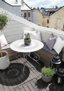 kleiner balkon ideen ideen für einen kleinen balkon wohninspirationen