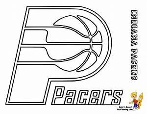 Basketball Team Coloring Pages Getcoloringpagescom