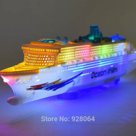 In the history of music videos, models will go down as some of greatest cameos of all time. Simulation electric boat model/universal music light luxury cruise ship/car model/baby toys for ...