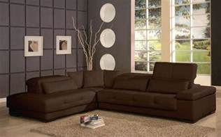 Brown Livingroom Affordable Contemporary Furniture For Home