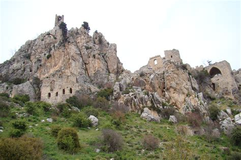 St. Hilarion Castle   Cyprus - History Unearthed