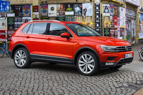 vw tiguan  bitdi sel  review car magazine
