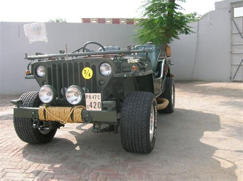 100 Landi Jeep Bullet Ford Te Safari Bullet Swag On