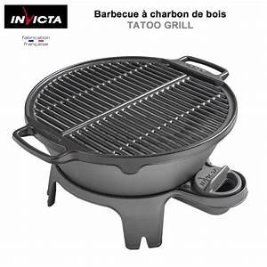 Grille Barbecue Fonte : barbecue nomade en fonte tatoo grill 222 in ~ Premium-room.com Idées de Décoration