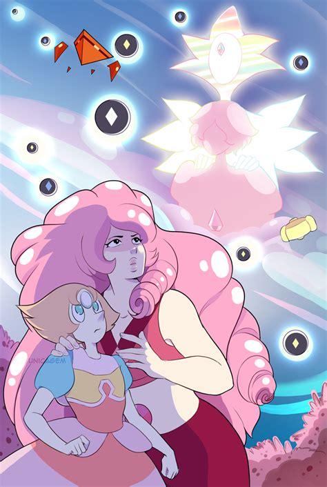 pink diamond tumblr steven universe gem pearl steven