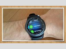 Samsung Gear S3 Task and Reminder app Sync with Google
