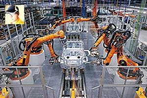 Technological Advancements in Industrial Automation ...