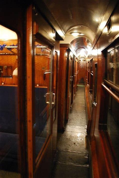 style train corridor photo