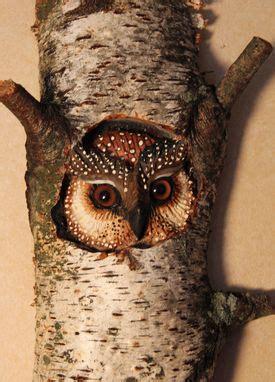 custom owl carving wood wall art  donna maries art custommadecom