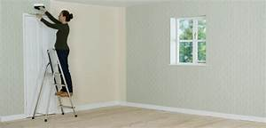 Alternative Zur Zimmertür : mit vliestapete tapezieren die praktische alternative zur raufasertapete ~ Sanjose-hotels-ca.com Haus und Dekorationen