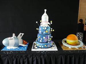Astronaut Birthday Cake (page 4) - Pics about space