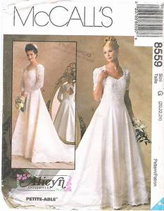 mccalls 8559 wedding dress princess seams keyhole back With wedding dress patterns mccalls
