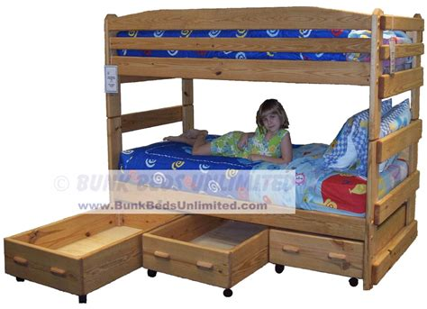 Bed Plans by Free Bunk Bed Plans