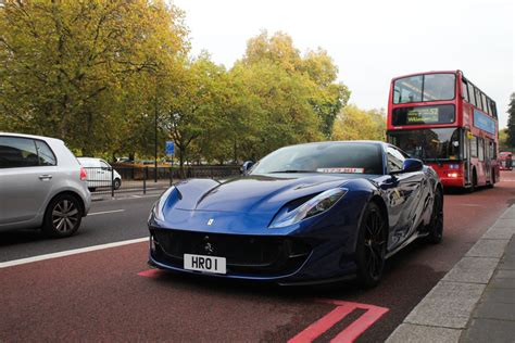 Supercars Of London - Supercar Hire