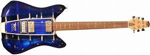 RKS Skyy Vodka Guitar - Ed Roman Guitars