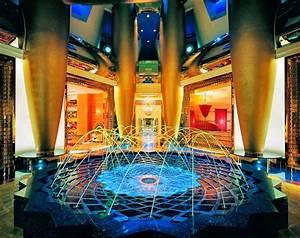 World, Visits, Burj, Al, Arab, Inside, Ocean