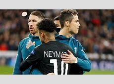 Neymar en PSG y las mejores postales del partido ante Real