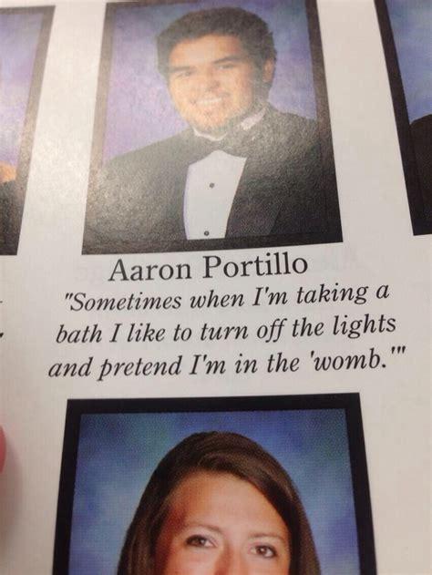 senior quote   yearbook meme guy