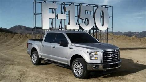 2017 Ford F-150 Xlt Tv Commercial, 'champions'