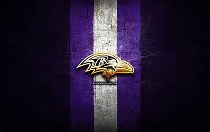 Ravens Baltimore Background Football Nfl Golden American