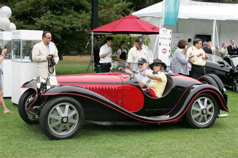 Bugatti type55 replica made in france. Bugatti Type 55 Replica - Chassis: BC 092 - 2010 The Quail, a Motorsports Gathering