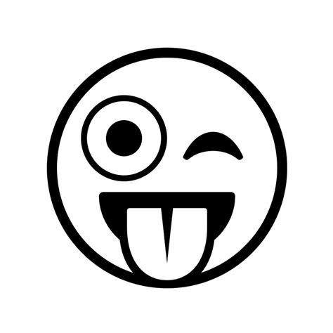 Kleurplaat Em Oji by Leuk Voor Smiley Emoji 0007
