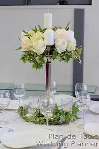 Centre De Table Mariage : chandelier fleur pour centre de table de mariage wedding ~ Melissatoandfro.com Idées de Décoration