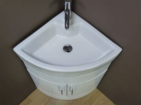 Small Corner Bathroom Sink Art Decor Homes