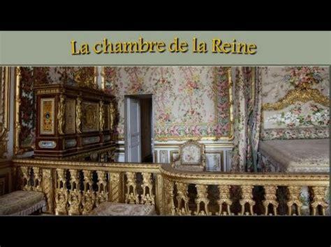 chambre de la reine versailles la chambre de la reine antoinette à versailles